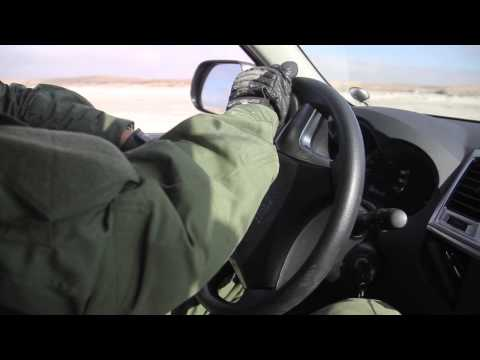 Toyota Fortuner: экстремальный тест-драйв. Начало