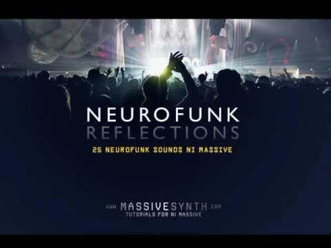 Massivesynth neurofunk reflections soundset for ni massive.