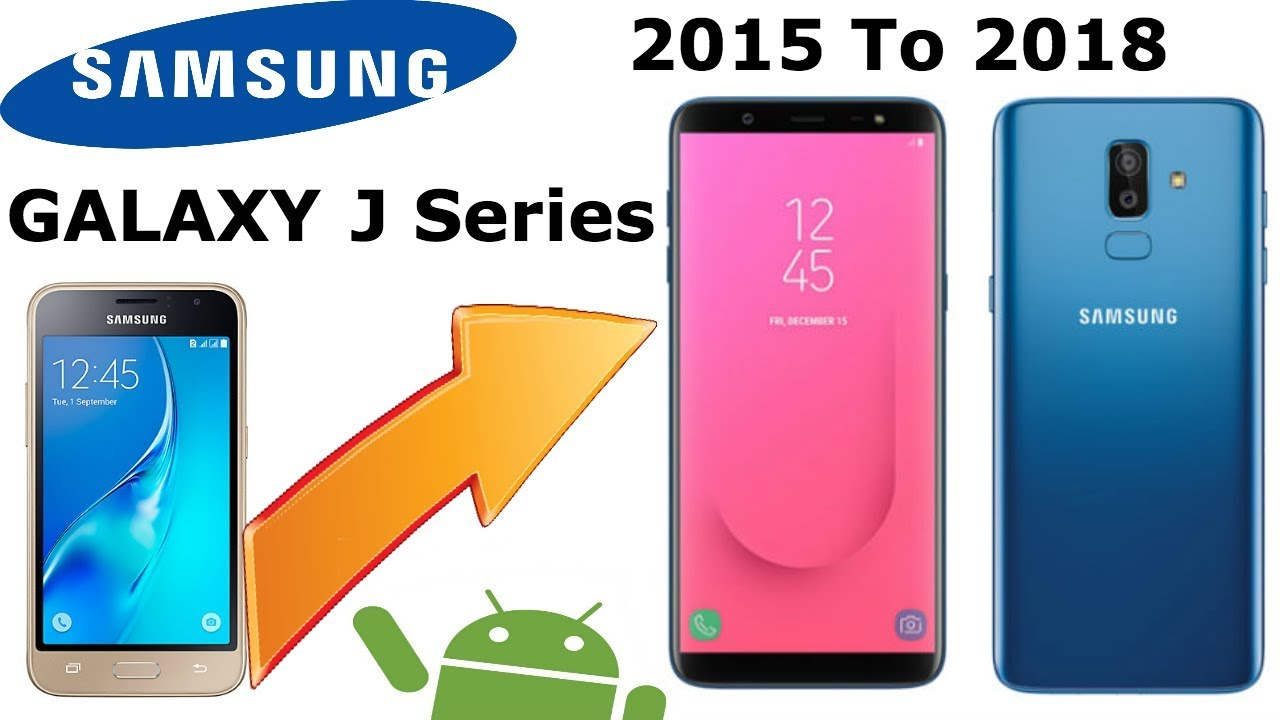 Samsung J Series History