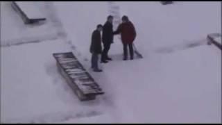 Веселый зимний Развод Наивных Людей