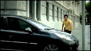 Peugeot 207 feat Angelos Poulis NSA parkour commercial (long version)