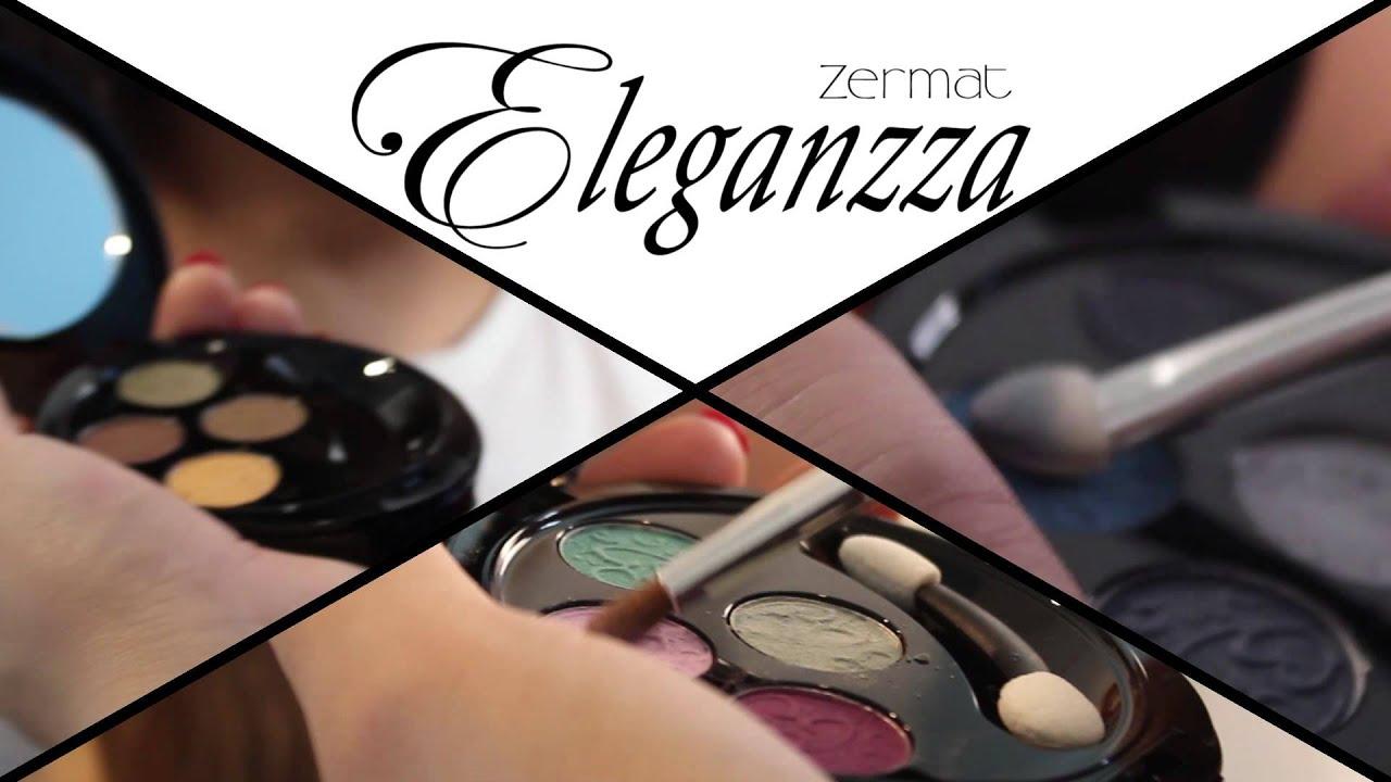 Tutorial Con Zermat Luzco Mejor Maquillaje Eleganzza