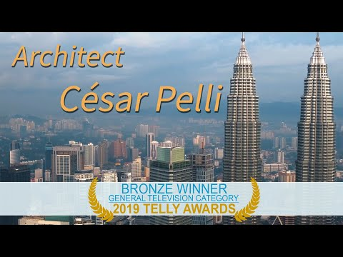 An Interview with Architect César Pelli