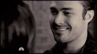lindsay + severide | in another life... (AU)