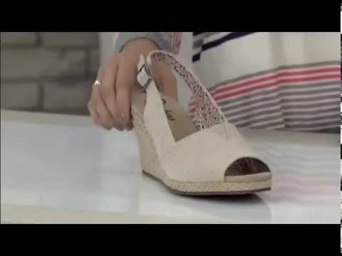 4b866da9c2a2 The Skechers Cali Club Wedge - YouTube