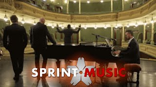 Alb Negru feat. Ralflo & Rares - Mi-e Sete De Tine (Acustic)  | Best Pop @ MMA 2013