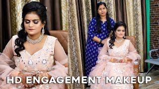 Pretty Engagement Bride || Ratna Beauty Parlour || Dibiyapur Auraiya Bidhuna