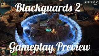 Blackguards 2 Gameplay Preview