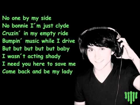 Mitchel Musso  Come Back My Love  LyricsSongtext
