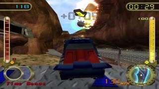 Hot Wheels Velocity X Gameplay Challenge 9 HD