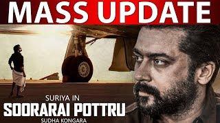 Official And MASS Announcement From Soorarai Pottru