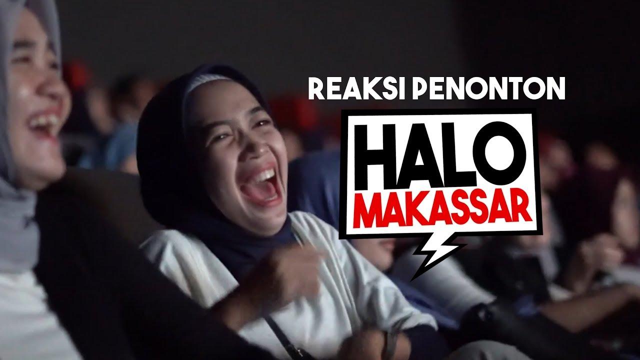 """Download Reaksi Penonton """"Halo Makassar"""""""