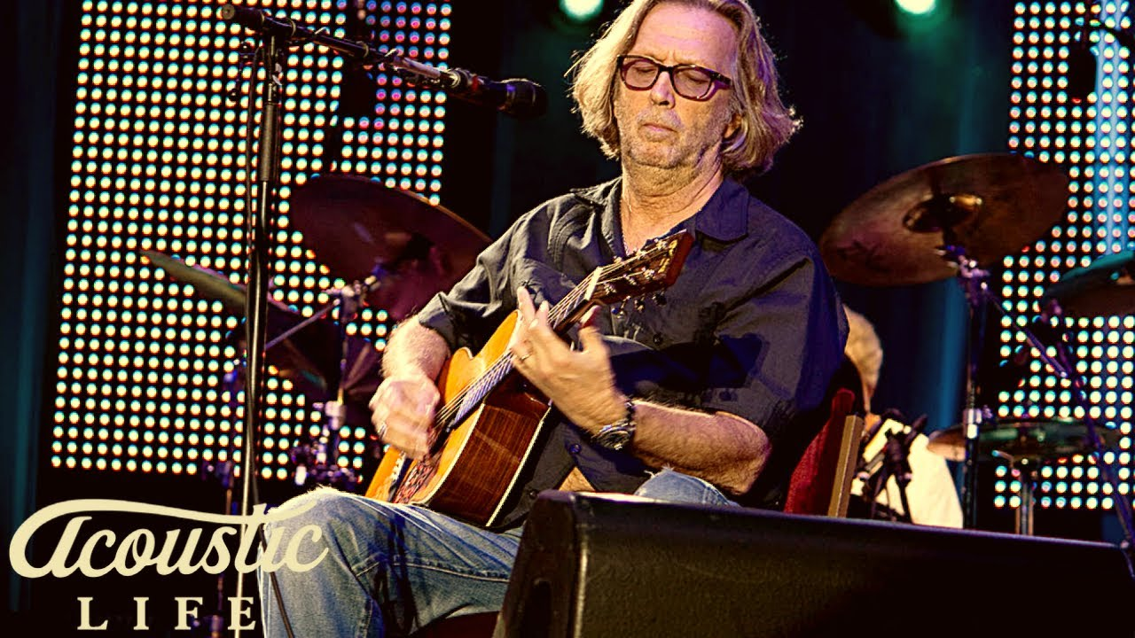Top 6 Guitar Lessons from Eric Clapton ★ Acoustic Tuesday 162