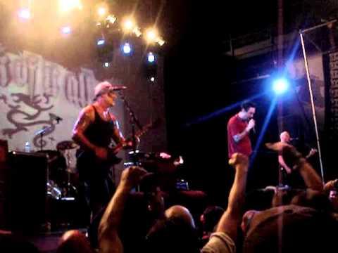 Sick Of It All - Die Alone & Sanctuary @ Melkweg 2011-10-11