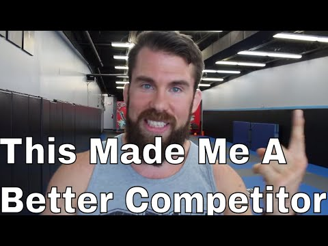 How My Mindset for Competitions Changed as a BJJ Black Belt