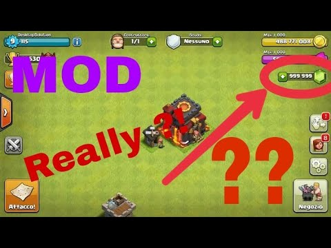 Coc Mod APK download hear !!🔥🔥