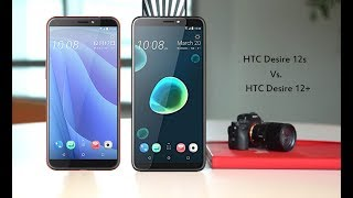 HTC | Desire 12s Vs HTC | Desire 12 Plus - comparison 2019