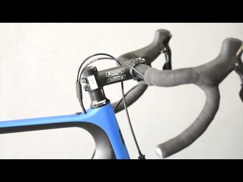 Cicli Elios Antea: Monocoque carbon frame racing bicycle