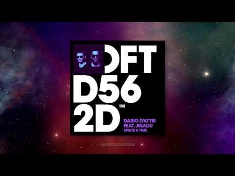 Dario D'Attis Featuring Jinadu 'Space & Time' (Extended Spoken Mix)