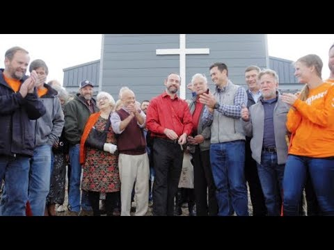 New Churches Dedicated in Alaska