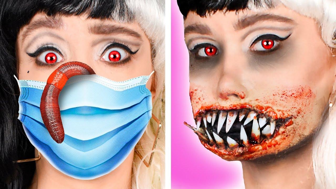 Download SNEAK PETS Into Halloween Party! Halloween Costume Ideas & Sneaking Hacks by Kaboom!