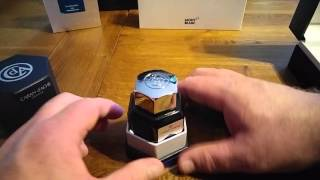 Montblanc 149 Unboxing