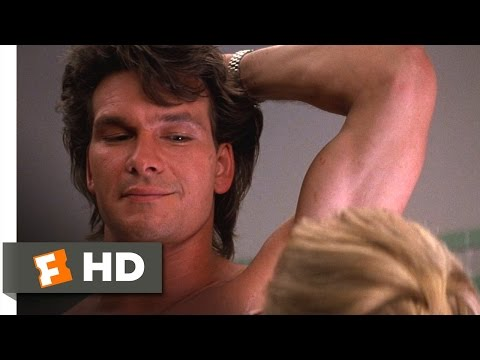 Road House (2/11) Movie CLIP - Pain Don't Hurt (1989) HD