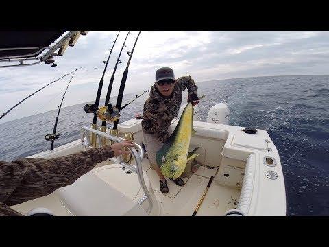North Carolina Offshore Mahi Fishing