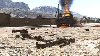 Arma 3: Marines Convoy Ambush in Afghanistan