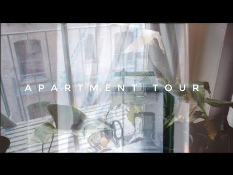 NYC APARTMENT TOUR 2018   GlamonGlam