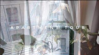 NYC APARTMENT TOUR 2018 | GlamonGlam