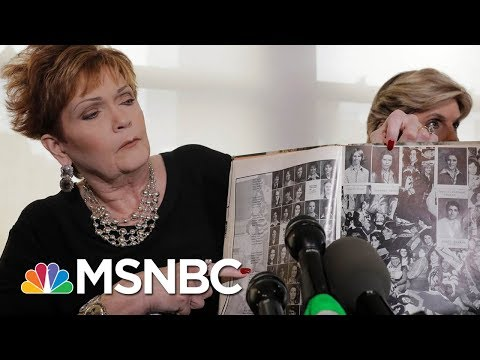 Download Youtube: Roy Moore Accuser Beverly Nelson Young Says She Added Notes To Yearbook Message | MSNBC