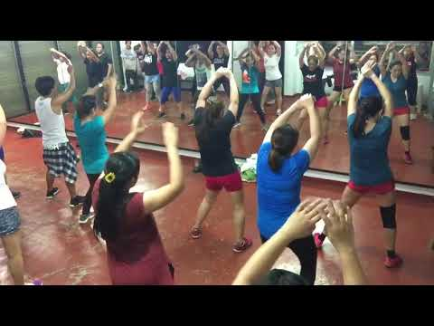 Havana zumba dance workout w/ Jenel Kim Cobrado