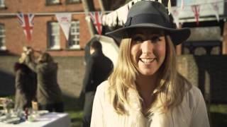 Britain Has Spirit photo shoot with Gabby Logan: Behind the scenes