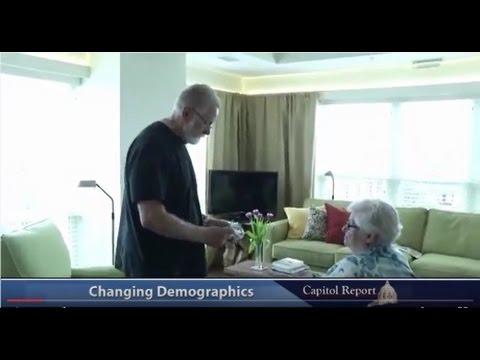 Capitol Report: Minnesota's Changing Population