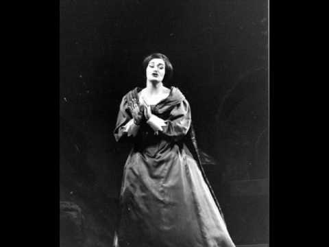 Young Sutherland in Heavenly Voice in Rodelinda's Duet