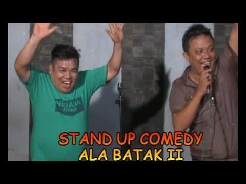 Sibahen Mekkel Vol. 5 - Stand Up Comedy Ala Batak 2 Tivi Tambunan (Comedy Video)