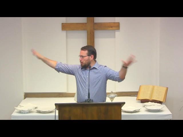 El predicador va a la iglesia - Jeremy Meeks
