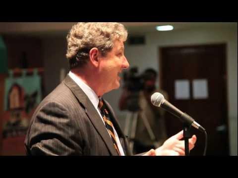 State Treasurer John Kennedy 7.26.11