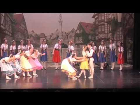 Dance Theatre of Pennsylvania's Coppelia