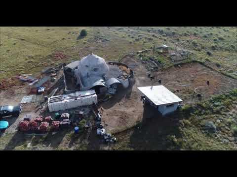 Crestone Colorado Drone Footage