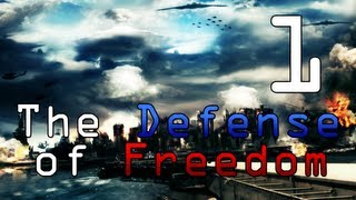 [1] The Defense of Freedom (World in Conflict w/ GaLm)