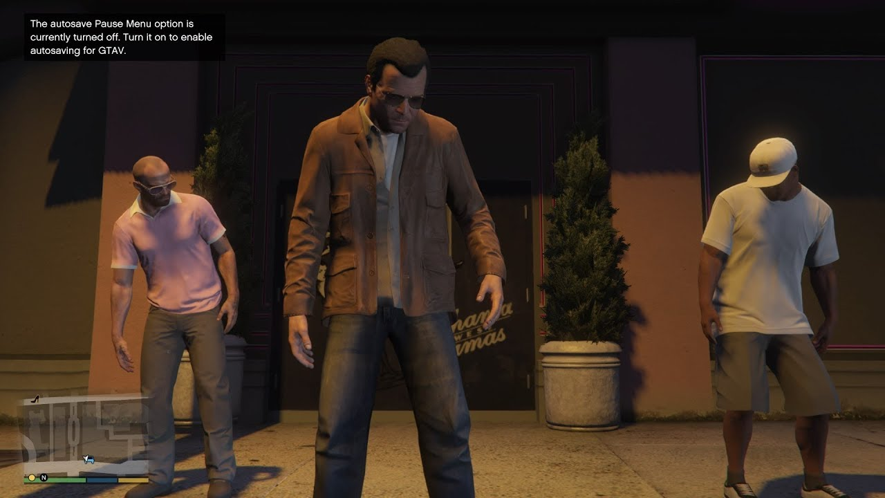 maxresdefault - How To Get Michael And Franklin Back After The Heist