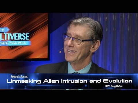 Gary Bates | Unmasking Alien Intrusion and Evolution