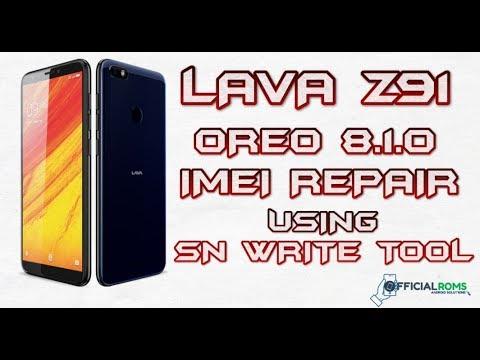 Lava Z91 Custom ROM Videos - Waoweo