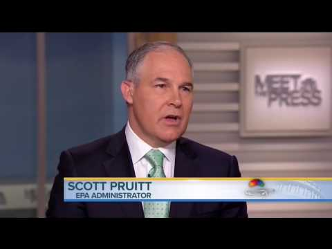 Fact Check: Are there 50,000 new coal jobs as EPA Administrator Scott Pruitt claimed?