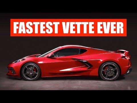 2020 Chevy Corvette: Engineering Explained does the math on acceleration - Autoblog