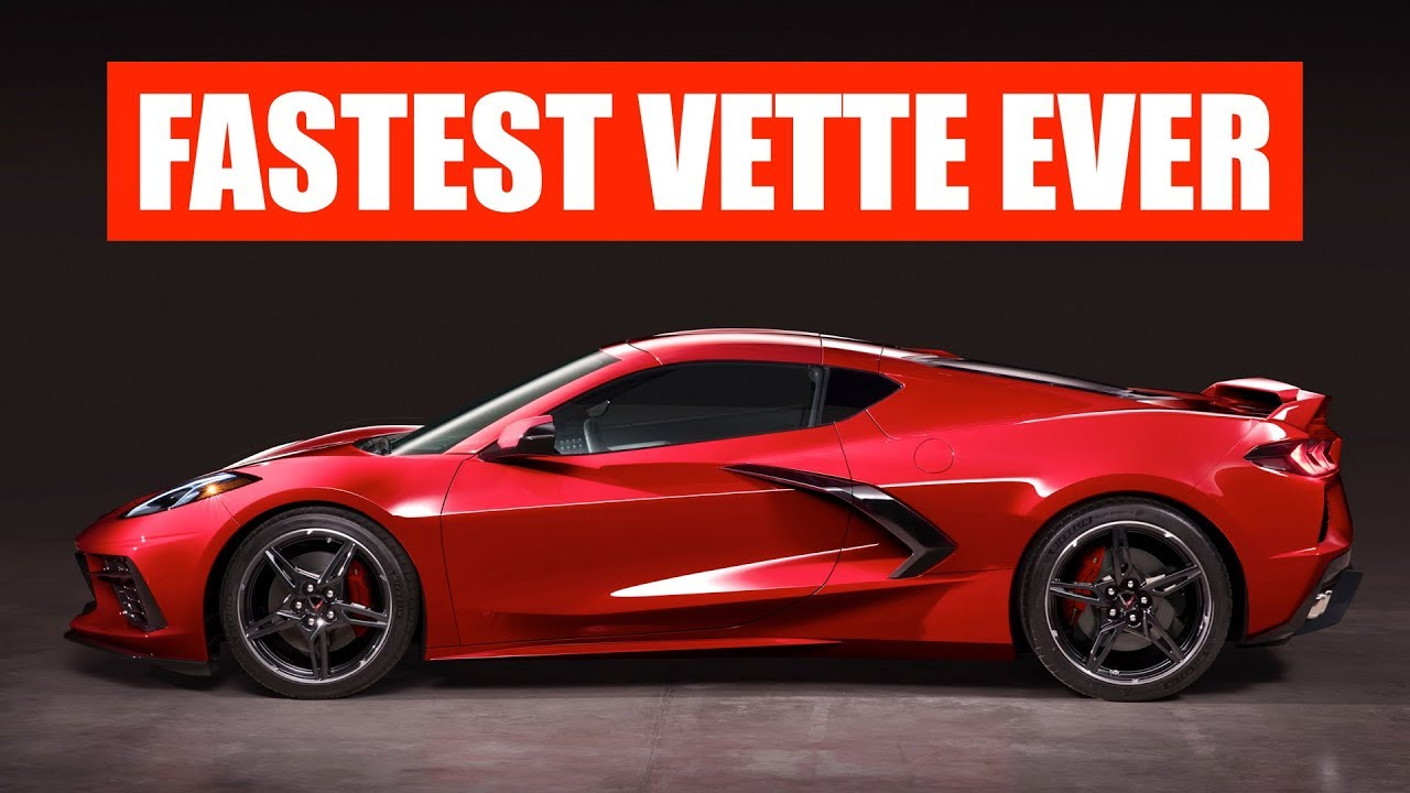 How The 2020 Corvette Achieves Its Fastest 0-60 Ever - YouTube