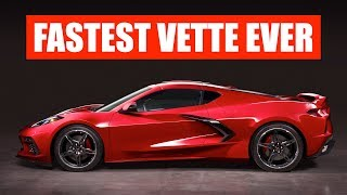 How The 2020 Corvette Achieves Its Fastest 0-60 Ever