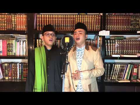 Lantunan Qashidah (من صاغ مدح محمد) Oleh Mahseen Djauhary,husain Djauhary...
